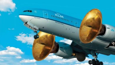 Why on earth would a plane need a horn?