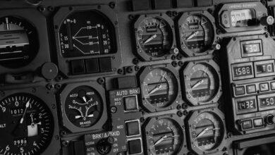 Cockpit Switches Quiz 2